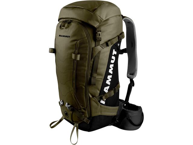 Mammut Trion Spine 50 Backpack 50l olive-black